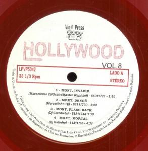 Hollywood Discotheque vol. 8: a ciência do som, 1995, lado A