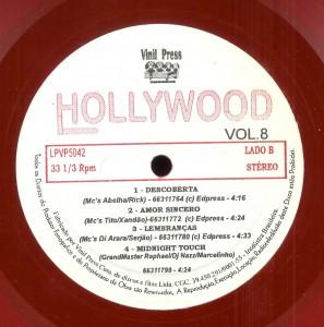 Hollywood Discotheque vol. 8: a ciência do som, 1995, lado B