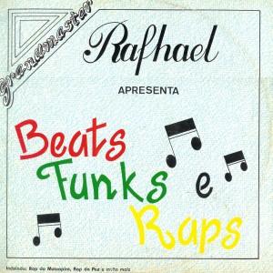 Grandmaster Raphael, Beats, funks e raps, capa, 1993